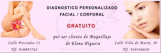 Diagnostico facial gratis